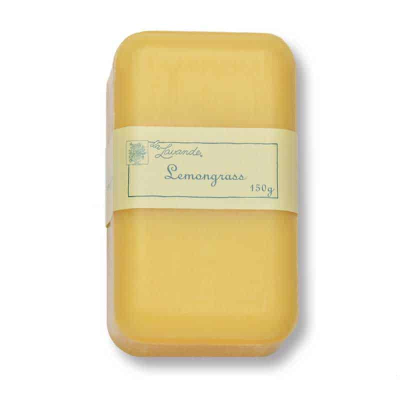 Lemongrass French Hand, Face and Body Soap 150g